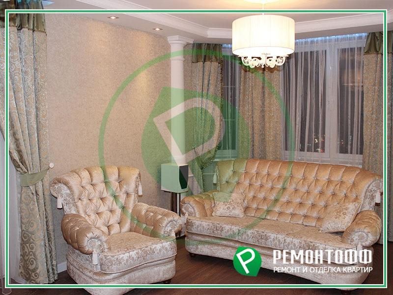Ремонт квартиры 58 м2